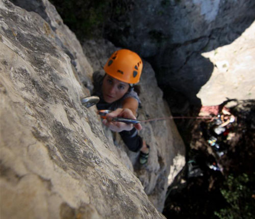 Curs escalada esportiva nivell 1