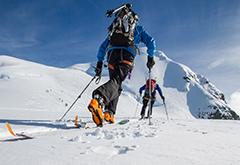 Esqui de muntanya avançat