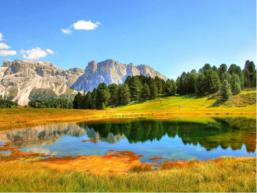 Tour Dolomites
