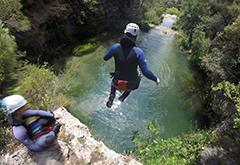 trekking aquatic