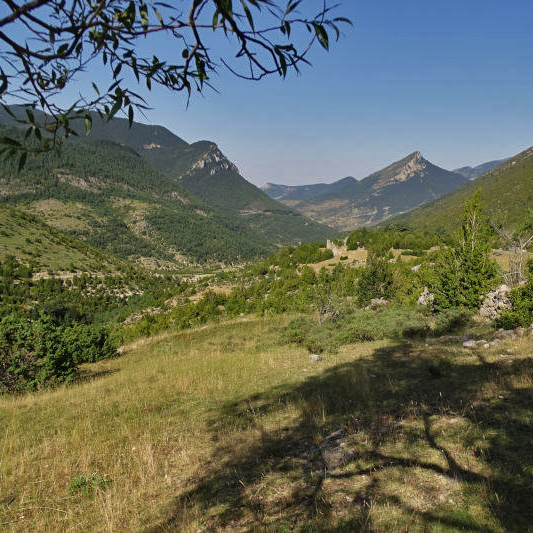 La vall de Cerneres